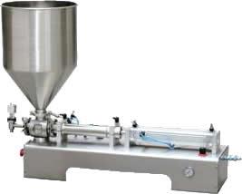单头膏体灌装机 番茄酱灌装机 胶水灌装机
