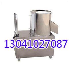 土豆削皮机 电动削土豆皮机 自动削土豆皮机器 土豆清洗削皮机