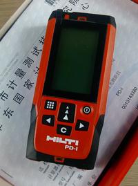 进口原装喜利得室内室外激光测距仪PD-I