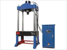 不锈钢冲压板液压机,油压机,青岛油压机