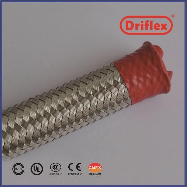 防爆金属软管 不锈钢编织管