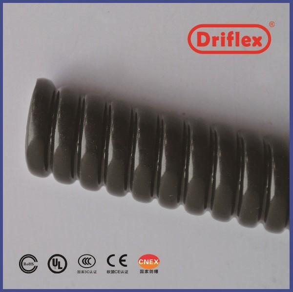 波浪型金属软管 蛇皮管 包塑金属软管