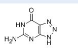 8-氮杂鸟嘌呤 134-58-7