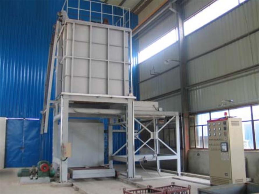 CLC铝合金淬火炉