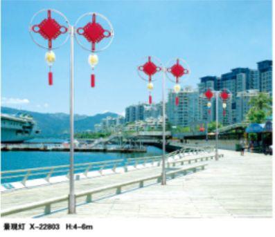中国结灯、LED中国结灯、中国结景观灯