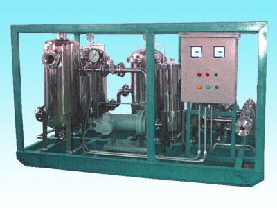 清洗过滤器对滤油机至关重要了解滤油机的常用油泵