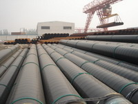 河北加强级2PE/3PE防腐国标钢管