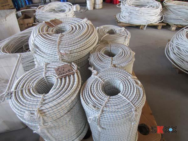 电力牵引绳,SJ迪尼玛绳、蚕丝软梯、杜邦丝绳、腰带悬挂器