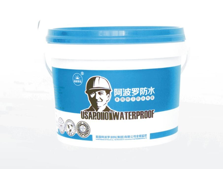 中国防水工程指定品牌阿波罗纳米渗透防水剂【透明外墙抗渗剂】