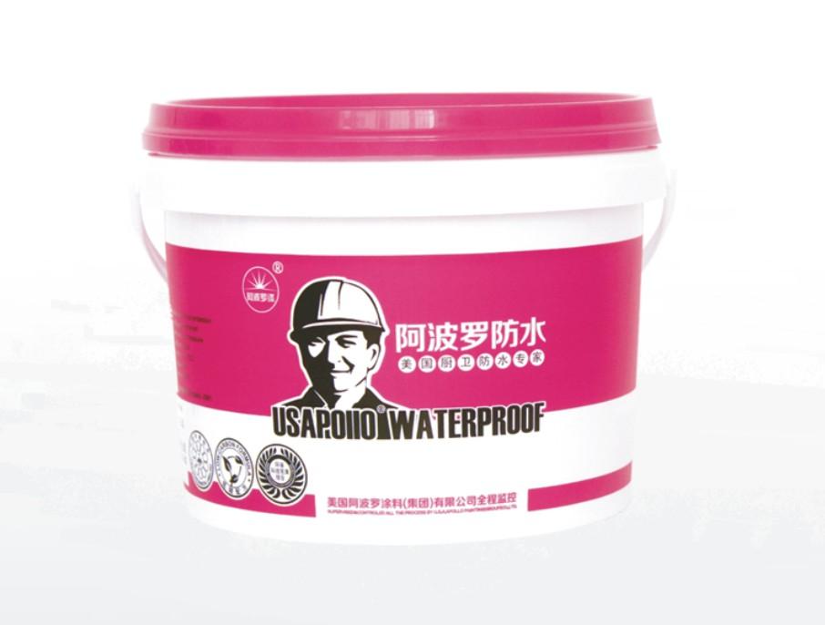 国际驰名防水品牌美国名牌阿波罗自粘橡胶沥青防水卷材