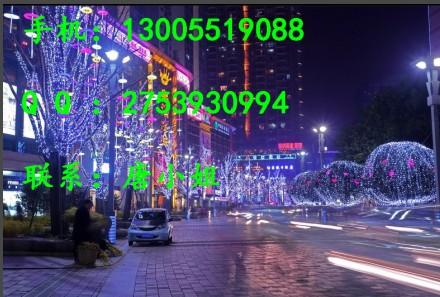 产品供应 广电 舞台灯光设备 灯具 中山led树木亮化造型灯饰