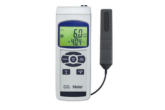 日本Mothertool CO2 二氧化碳检测仪ZG106