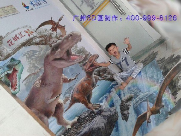 广州喷画公司,广州3D画制作,站客户角度思考