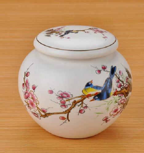定做陶瓷茶叶罐,陶瓷茶叶罐厂家
