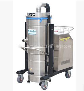 凯德威大功率吸尘器 大面积工厂车间吸尘吸水机 吸铁屑吸尘器