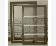 山东金钢网防盗窗的优势