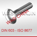 A4-316马车螺栓DIN603