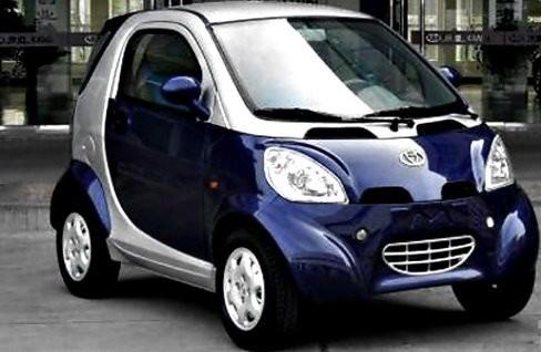 康迪COCO电动汽车,电动轿车