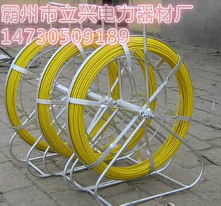 电工用穿线器价格非常优惠广东中江玻璃钢管道穿线器价格