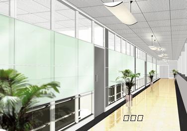 北京安装玻璃隔断