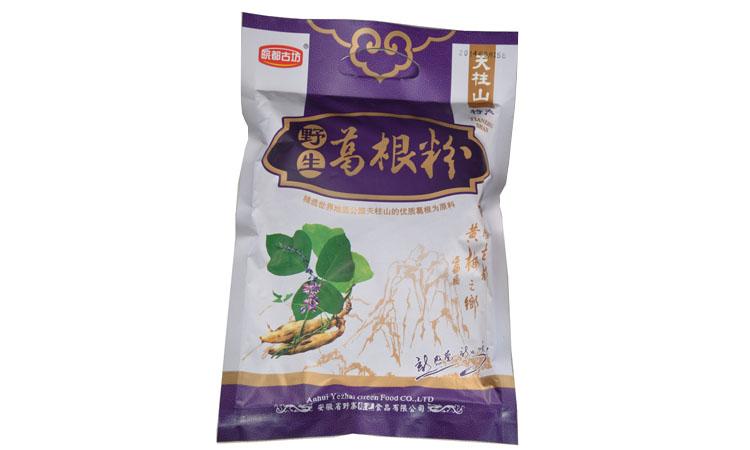 供应野寨绿色有机食品安庆特产天然葛根粉
