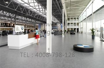 博高专卖店耐磨PVC塑胶地板
