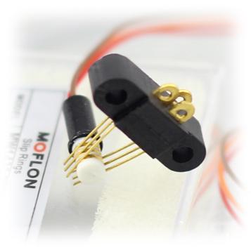 分体式滑环   分离式导电滑环