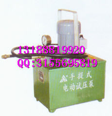 3DSB系列电动试压泵,3DSB系列电动试压泵