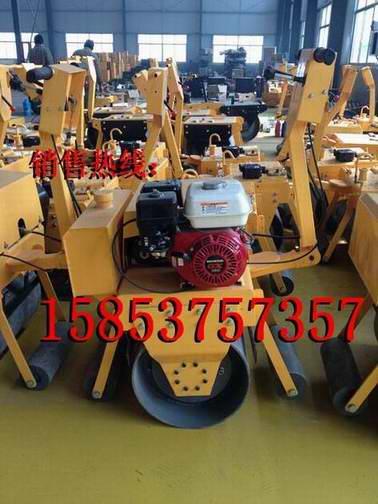 全国包物流振动压路机 专业好用的手扶汽油单轮压路机