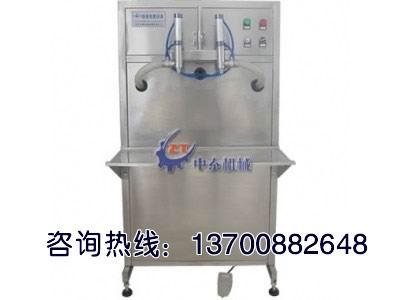 防冻液灌装机 双头定量灌装机 机油灌装机