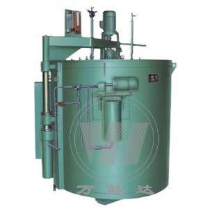 环保井式气体渗碳炉节约能耗效率高