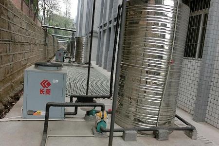 山东宾馆空气能热水器