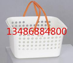 塑料篮子模具 注塑篮子模具