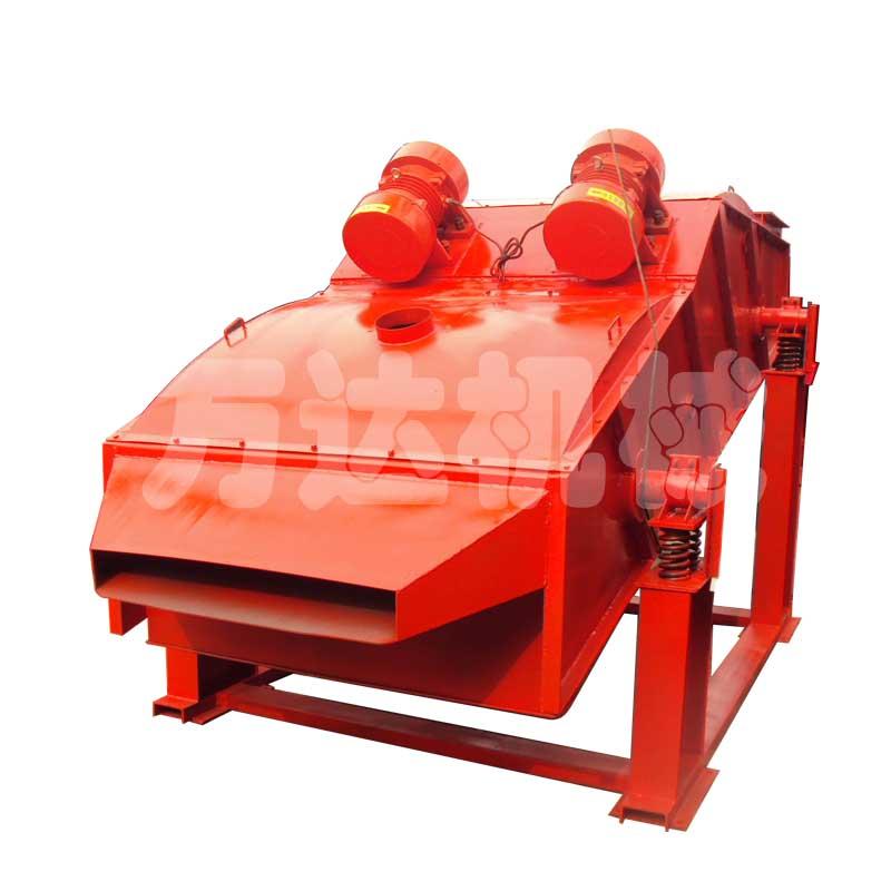 矿用ZSG高效重型振动筛_海泡石振动筛分机