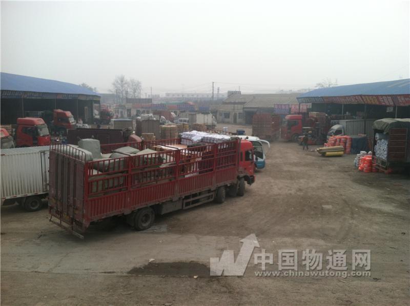 广州到上海货物零担物流专线