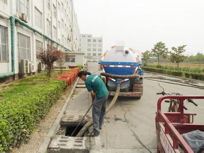 苏州吴中区木渎镇清理化粪池