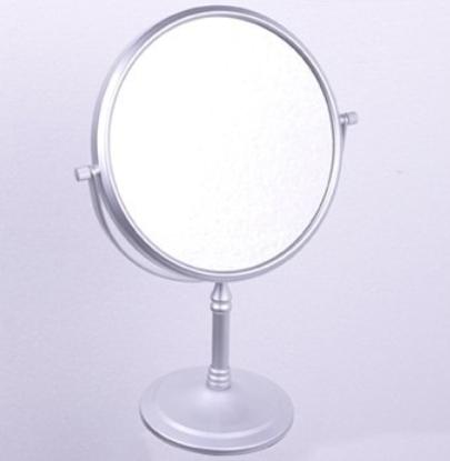 太空铝可折叠伸缩美容放大镜梳妆美容镜厂家浙江温州梅头