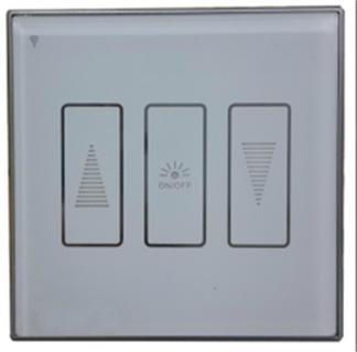 新视界智能多控家用钢化玻璃触摸开关|手机/电脑远程控制