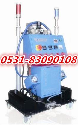 河南省水箱保温聚氨酯浇注机高压喷涂机与低压喷涂机的区别