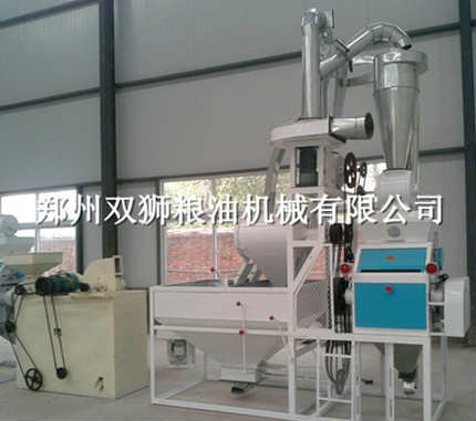 6FSZ-40-50提芯面粉机