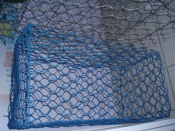 厂家定制生态环保石笼防护网河道护坡加筋石笼网