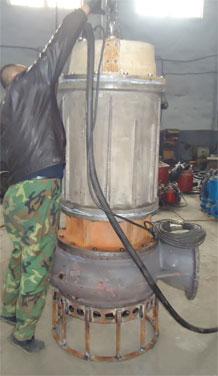 尾砂矿 尾沙泵 纸浆泵
