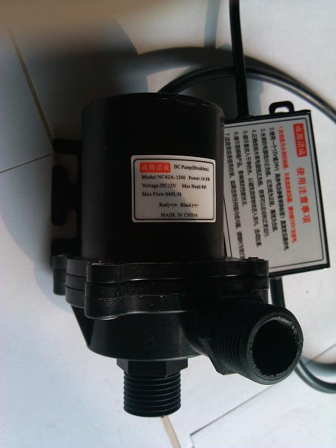 C50B公交车冷却循环泵汽车发动机冷却循环泵车轮洒水冷却泵高清图片