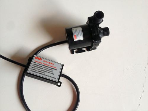诺成NC50A小型洒水车水泵雨刮器喷水泵太阳能喷泉泵园林喷泉泵