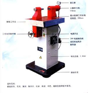电动液压式蹄片铆钉机厂家