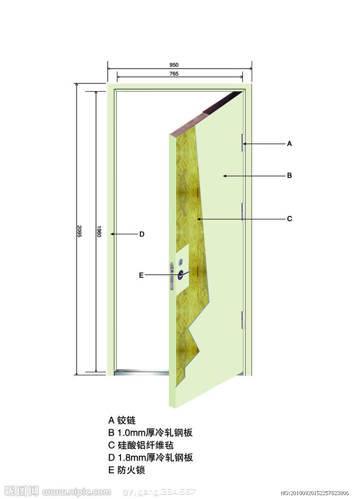 深圳宝安影院隔音门|录音室防火木质隔音门|声闸隔音门