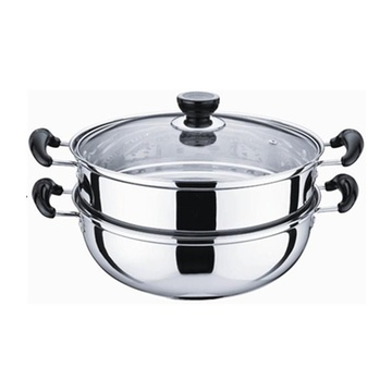 不锈钢锅代理_不锈钢汤蒸锅