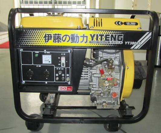 风冷型柴油发电机3千瓦
