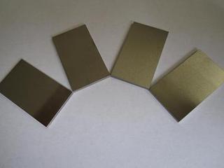 高比重钨合金薄板