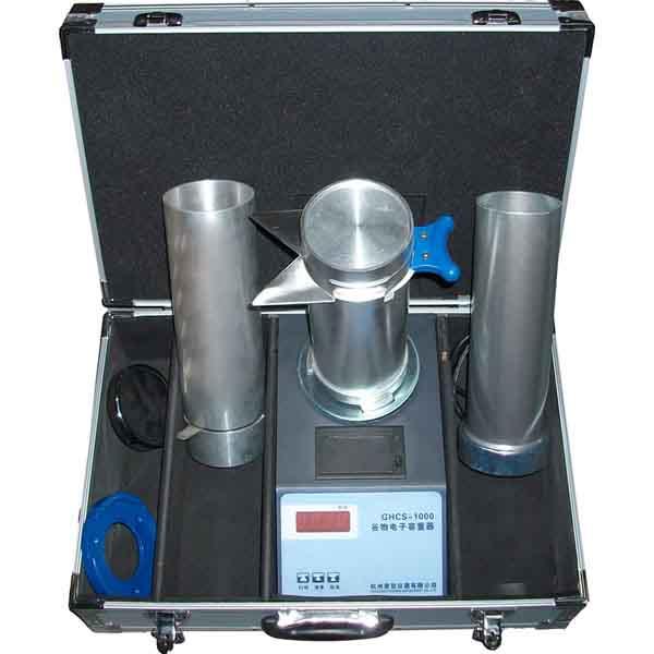 电子两用容重器GHCS-1000使用频率高